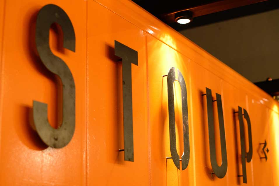Stoup containerlogo